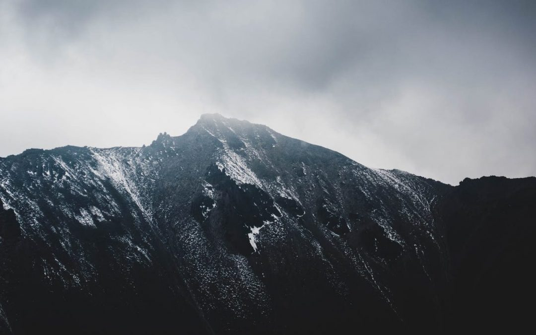 Mini Guided Imagery – Still Mountains